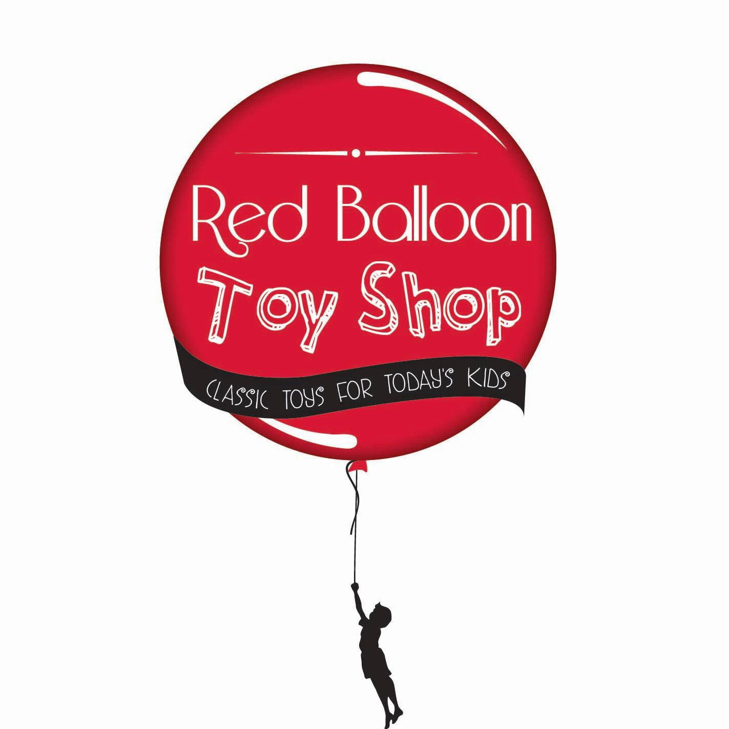 Red Balloon Toy Shop logo
